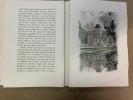 Images de l'Ile-de-France. Pointes sèches de Ch. Samson. HENRIOT Emile
