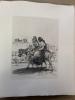 Gréco, ou le secret de Tolède. Vingt-trois eaux-fortes originales gravées par Auguste Brouet. BARRES Maurice