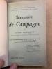 Souvenirs de campagne, par le soldat Silbermann. Cinq ans à la Légion étrangère, dix ans dans l'Infanterie de marine. Algérie, Dahomey, Madagascar, ...