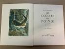 Les Contes de Poindi, illustrés de bois originaux par Van Rompaey. MARIOTTI Jean