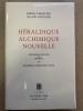 Héraldique Alchimie Nouvelle. Réflexions liminaires et épilogue de Eugène Canseliet, F. C. H. . CAMACHO Jorge - GRUGER Alain
