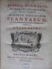 Rariorum Africanarum Plantarum . BURMANN Johannes