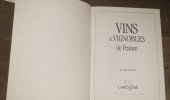 Larousse Vins & vignobles de France. Collectf