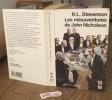 Les mésaventures de John Nicholson 10/18 1987 A+L .  STEVENSON Robert Louis