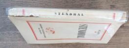 Stendhal. ALAIN