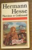 Narcisse et Goldmund. HESSE Hermann