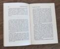 Ce que je crois Grasset 1975. CLAVEL Maurice