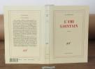 L'ami lointain Gallimard 1987 A+L . ROY Claude
