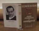 L'ami d'enfance de Maigret . SIMENON Georges