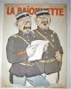 La Baïonnette,deuxième année n°58,10 Août 1916. COLLECTIF