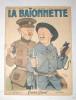 La Baïonnette 2 août 1917,Troisième année n°109. Collectif