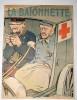 La Baïonnette n°104,28 Juin 1917. Collectif