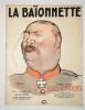 La Baïonnette,n°14,7 Octobre 1915,numéro spécial:Leurs officiers. Collectif