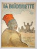 La Baïonnette,28 septembre 1916,Deuxième année n°65,Nos Africains. Collectif