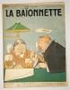 La Baïonnette N°33,17 février 1916, Les Stratégies en Chambre. Collectif