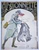 La Baïonnette 2 décembre 1915,N°22,numéro spécial Permissionnaires. Collectif