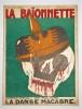 La Baïonnette,13 avril 1916,n°41,La Danse macabre. Collectif