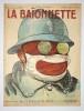 La Baïonnette,N°45, 11 mai 1916,deuxième année,machines de guerre.. Collectif