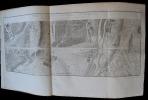 ATLAS de la [Description des projets et de la construction des ponts de Neuilli, de Mantes, d'Orléans, de Louis XVI, etc. On y a ajouté le projet du ...