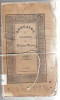 Annuaire du département des Hautes-Alpes 1835. Anonyme