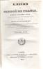 Almanach du clergé de France 1854. Anonyme