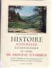 Histoire naturelle, ecclésiastique et civile du diocèse d'Embrun Tomes 1 et 2.. ALBERT (Antoine, Curé)