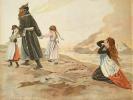 Les Trois Couleurs. France, son histoire par G. Montorgueil, imagé par Job.. MONTORGUEIL (Georges) - JOB (Jacques Onfroy de Bréville, dit).