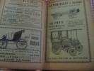 La traction mécanique et les voitures automobiles. Georges LEROUX Alfred REVEL