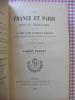 La France et Paris sous le Directoire. Albert BABEAU