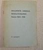 Decadents, liberals, revolutionaries  Russia 1900-1918 . Lampert E.