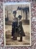 Carte postale Nicolas II et le tsarevitch. Impressions d'art L.PATRAS, 21 rue du Cherche Midi Paris