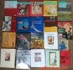 Lot régionalisme 01 - LOT de 21 catalogues d'exposition musée des pays de l'Ain - récits de frontière. collectif - musée Lochieu - planon - treffort- ...