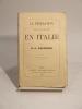 La Fédération et l'unité en Italie. Nouvelle édition.. PROUDHON (P.-J.)