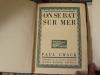 COMBATS ET BATAILLE SUR MER.. Paul CHACKS,C FARRERE