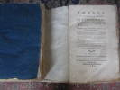 Voyage en différentes parties de l'Angleterre. Deux volumes in 8.1789. . WILLIAM GILPIN