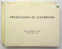 Présentation du Luxembourg. DECARIS/FRIEDEN