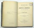 Monographie des Oscillariées (Nostocacées homocystées). GOMONT Maurice