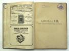 Code civil avec traduction allemande. SCHAEFFER Charles