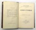 Syphilis et Mariage. FOURNIER Alfred
