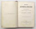 Manuel d'ophtalmologie. WECKER L. de et MASSELON J.