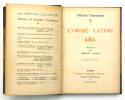 L'orgie latine. CHAMPSAUR Félicien