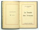 Le Temple des Ivresses . FOLLYROSES Guy de (J. Mézerette)