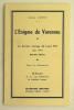 L'Enigme de Varennes. AIMOND Charles