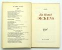 En lisant Dickens. ALAIN