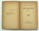 Alcools (Poèmes 1898-1913). APOLLINAIRE Guillaume