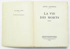 La Vie des Morts. CHABRIER Agnès