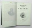 Messéniennes et Chants Populaires. DELAVIGNE C.
