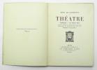 Théâtre : Théodat – Le Vieux Roi. GOURMONT Rémy de