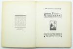 La Méridienne. IMANN Georges