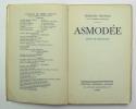 Asmodée. MAURIAC François